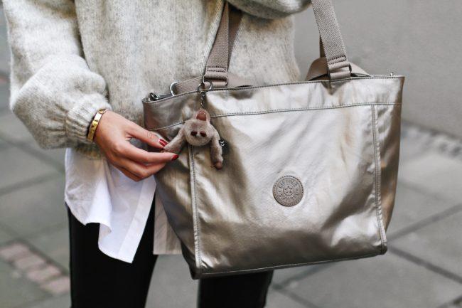 Kipling Monkey Bag Details